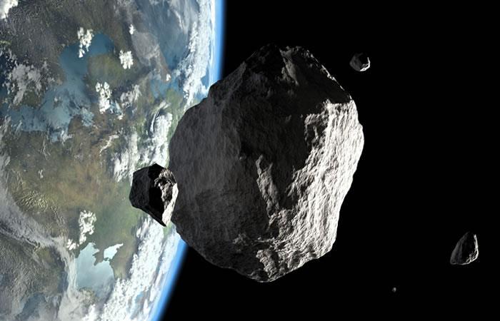 Este asteroide 'rozará' la Tierra en unos días