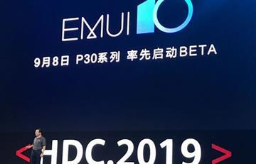 Así fue el lanzamiento del EMUI 10 de Huawei