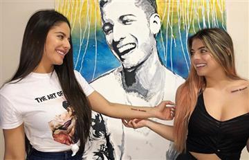"""Hermanas Legarda cuentan haber recibido """"una señal"""" de su hermano"""