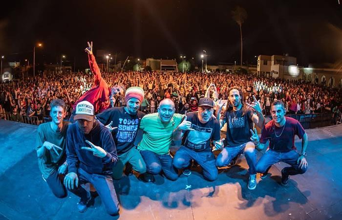 Los Cafres presentan su nueva canción, 'Tu meta'
