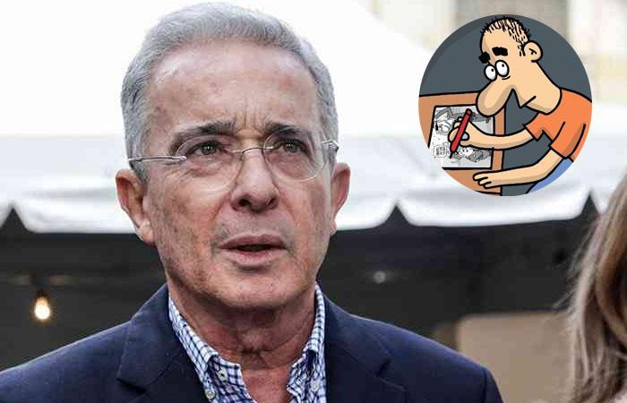 Matador defiende a Uribe en Twitter