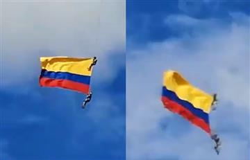 [VIDEO] Así fue el momento en que los militares de la FAC cayeron en Medellín