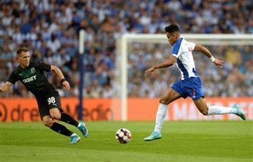 [VIDEO] ¡Sorpresa mayúscula! Pese al gol de Luis Díaz, Porto fue eliminado de la Champions League