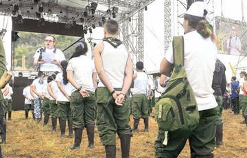 """¿Cuánto invertirá Colombia para la """"paz"""" en 2020?"""