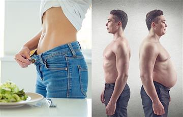 ¡Vuelve a tu peso ideal! Con estos 10 hábitos lo lograrás fácil y rápido