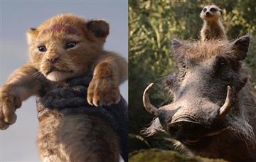 ¡Lo logró! 'El Rey León' se convierte en la cinta animada más taquillera de la historia