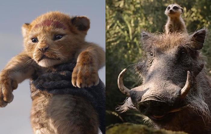 'El Rey León' es la película animada más taquillera de la historia