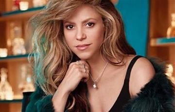 [FOTO] Shakira nos devolvió 20 años atrás con increíble imagen de su pasado