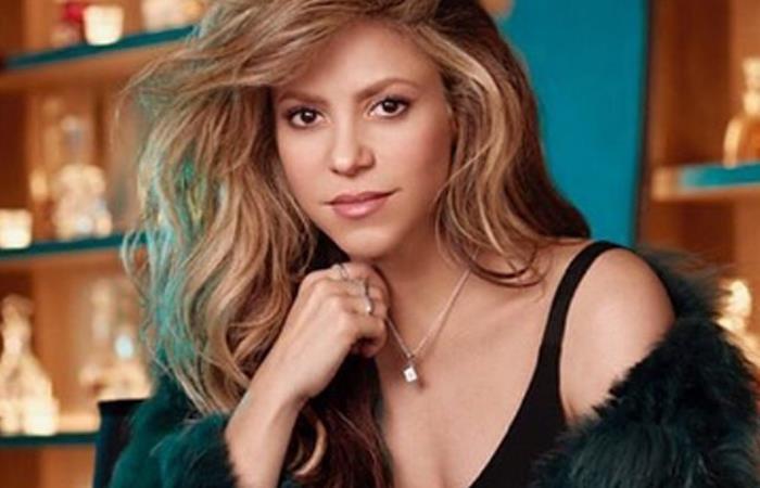 La foto de Shakira 20 años atrás que se volvió viral en redes