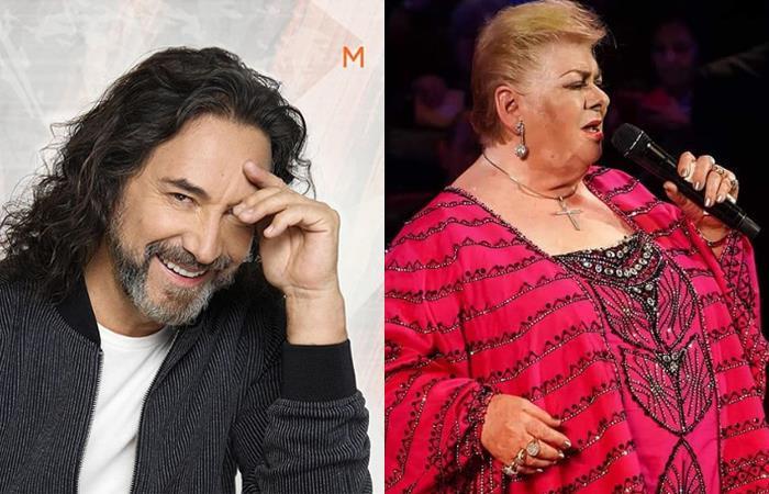 Marco Antonio Solis y Paquita la del Barrio estarán en Colombia