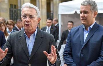 """[AUDIO] ¿No era Duque? Uribe dijo ser el """"presidente de la República"""""""