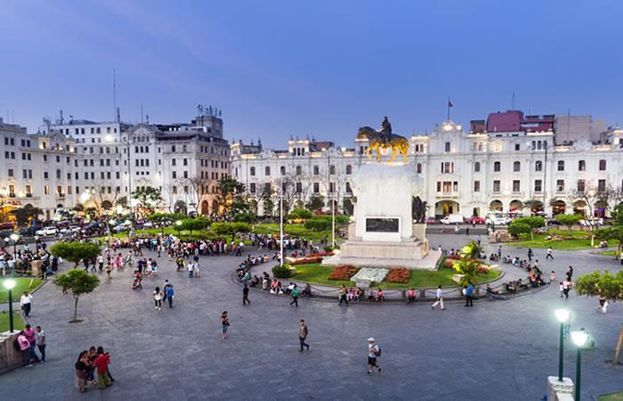 Colombianos viajaron este año más a Perú