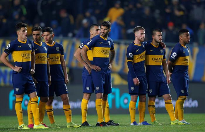 Copa Argentina Boca eliminado por Almagro