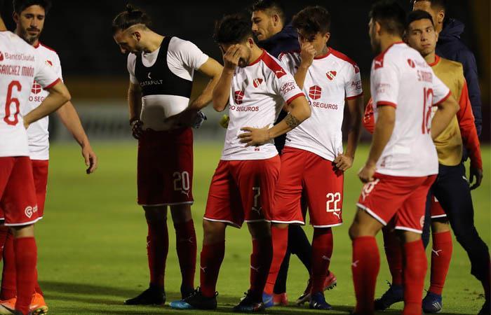 Copa Sudamericana Independiente del Valle eliminó a Independiente de Avellaneda
