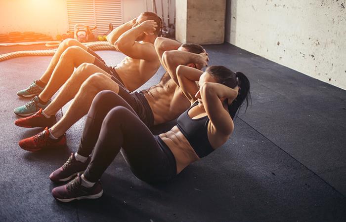 Se debe hacer un ejercicio constante para ver los resultados. Foto: Shutterstock