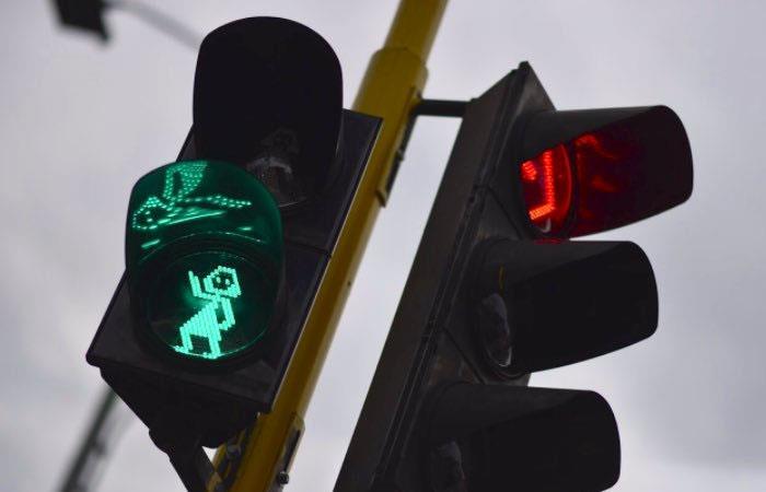 Semaforización inteligente en Bogotá