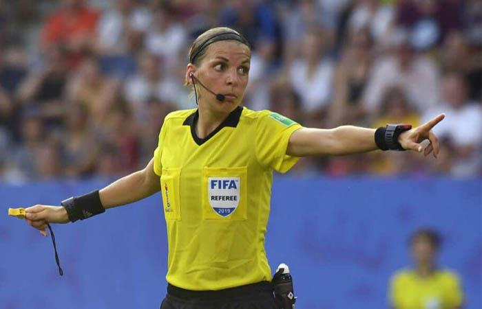 Supercopa de Europa Primera árbitra mujer