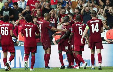 [VIDEO] ¡De infarto! Así fueron los penales que le dieron el triunfo a Liverpool en la Supercopa de Europa