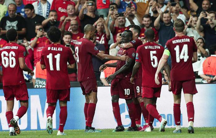 Supercopa de Europa: Resultados Penales Campeón Liverpool Chelsea
