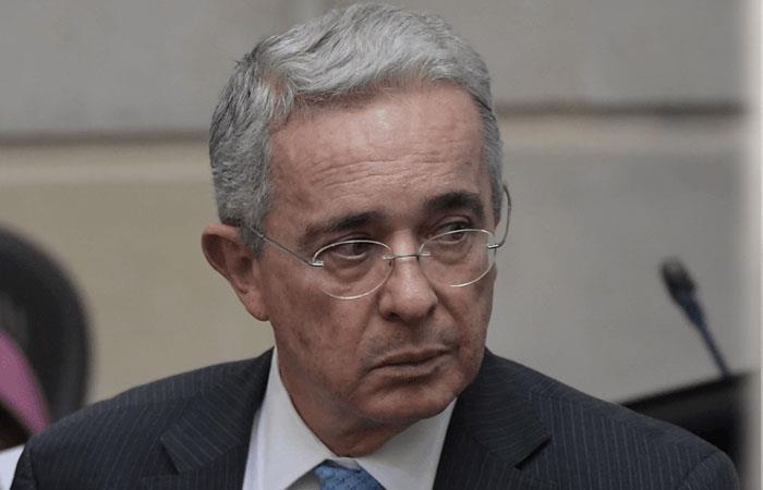 Álvaro Uribe, presidente de Colombia de 2002-2010. Foto: Twitter