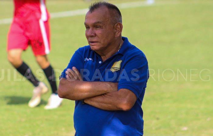Liga Águila Jorge Luis Bernal DT Atlético Huila