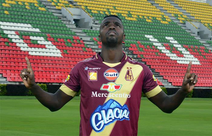 Liga Águila Marco Pérez se va de Tolima