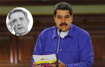"""Planea matarme"": Maduro asegura que Uribe lo quiere asesinar"