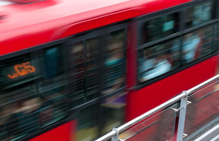 Otra víctima de acoso sexual en TransMilenio. Foto: Shutterstock