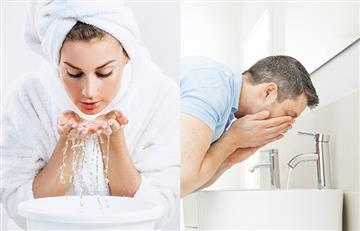 ¡Ojo! Conoce los errores que puedes estar cometiendo a la hora de lavar tu cara