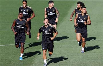 ¡James y Bale incluidos! Zidane entregó la convocatoria de Real Madrid para la primera fecha de la liga española