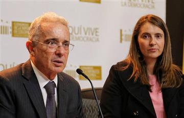 Uribismo lamenta indagatoria de Álvaro Uribe ante la Corte Suprema de Justicia
