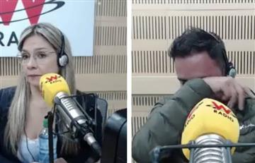 Vicky Dávila hizo llorar al imitador de 'Yo me llamo' que mató al asesino de su esposa