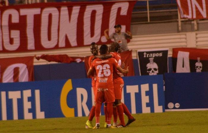 Liga Águila América de Cali Rionegro sexta fecha