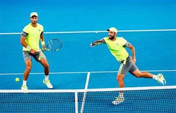 Los campeones de Wimbledon caen en Masters de Cincinnati