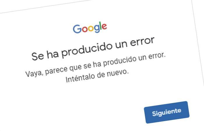 ¿Problemas con Gmail? Reportan fallas en su operación