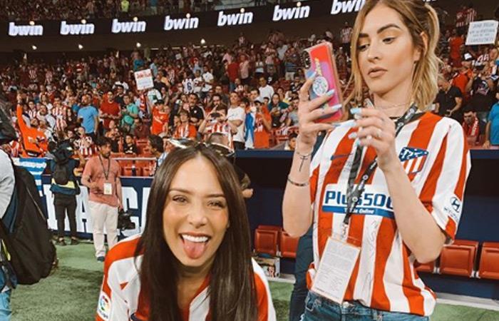 Concierto Luisa Fernanda W partido Atlético Nacional Millonarios