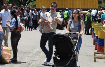 ¿Nacen más venezolanos que colombianos en Cúcuta?