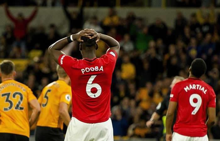 Premier Leage Manchester United Wolverhampton