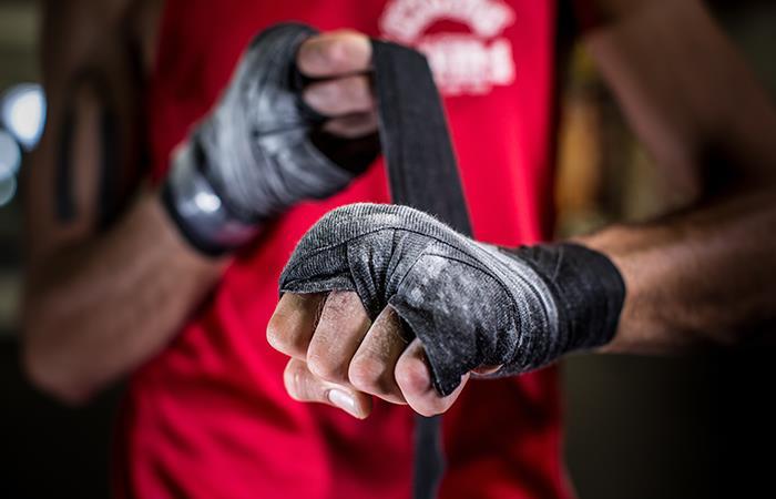 Cardio con kick boxing