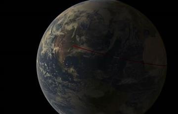 Conoce todos los detalles del asteroide 'El Caos de Dios'