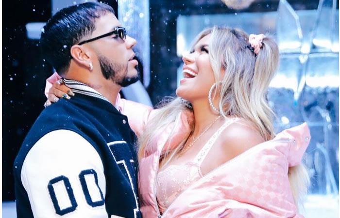 Karol G revela detalles de cómo será su boda con Anuel AA