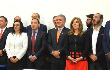 """""""El narcotráfico quiere poner alcaldes y gobernadores"""": Iván Duque"""