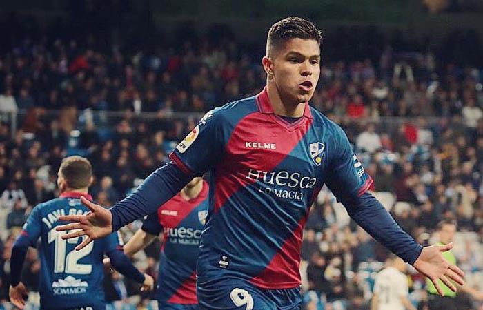 Liga de España Cucho Hernández llega a Mallorca