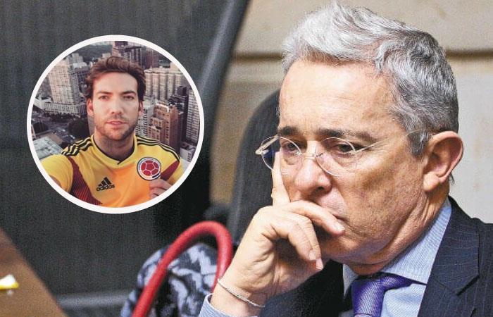Martín Santos asegura que Uribe sí habla de Juan Manuel Santos
