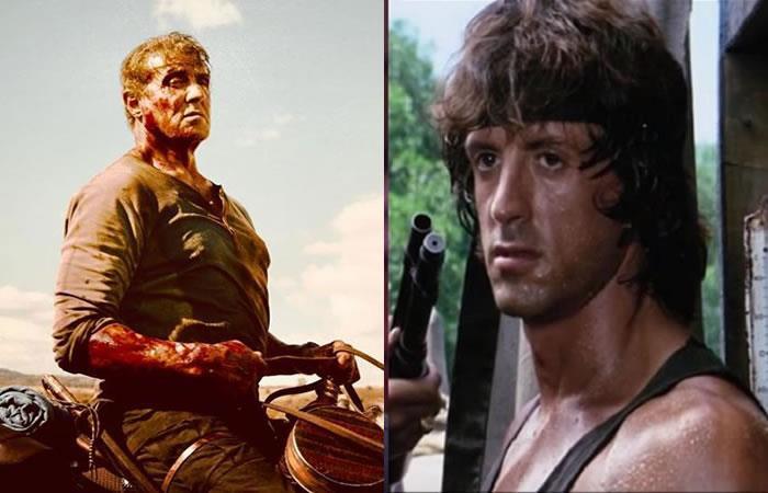 Revelan nuevo teaser de 'Rambo: Last Blood'