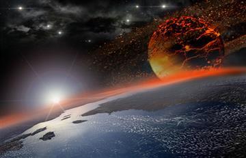 Captan momento donde el Sol se 'come' a este Cometa