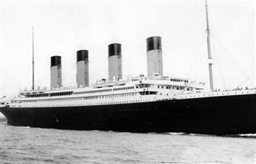 Tras 15 años de expedición bajo el mar: Así se ven los restos del Titanic