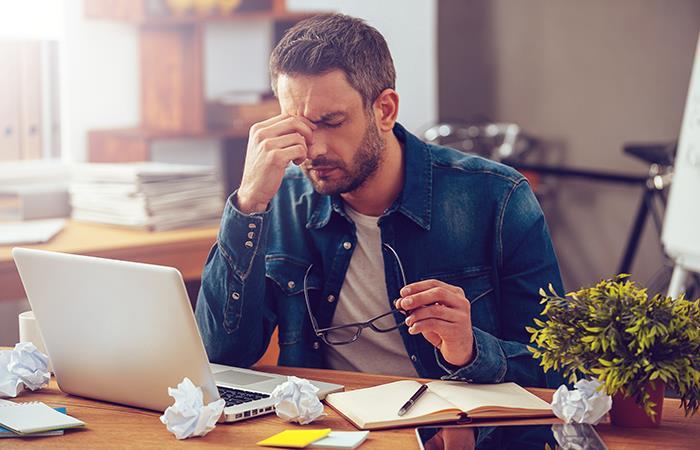 Algunas actividades pueden ayudarte a reducir el estrés. Foto: Shutterstock