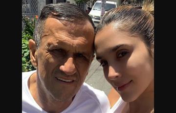 'Los recuerdos no se pueden abrazar': Daniela Ospina comparte triste mensaje