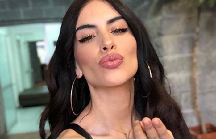 Jessica Cediel, presentadora colombiana. Foto Instagram: @jessicacedielnet